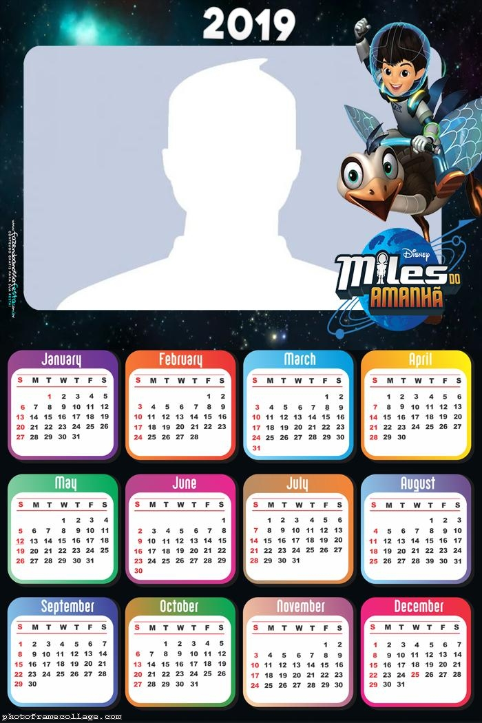 Miles from Tomorrowland Calendar 2019