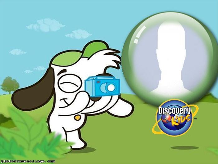 Doki Dog Photo Collage
