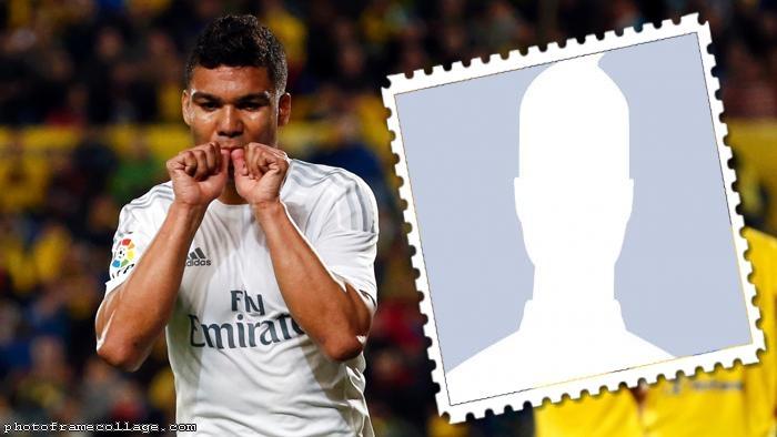 Casemiro Real Madrid Football Player
