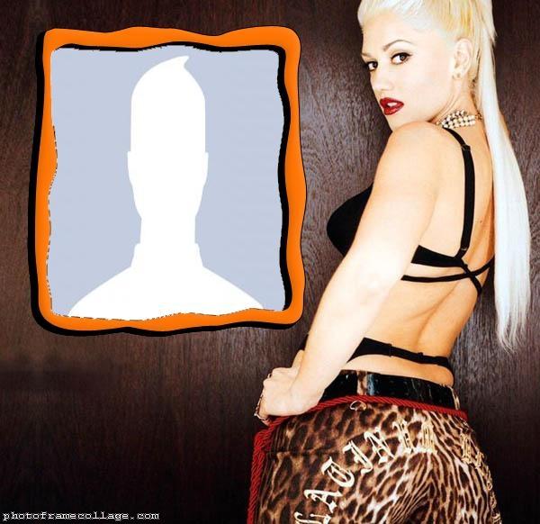 Gwen Stefani Picture Collage