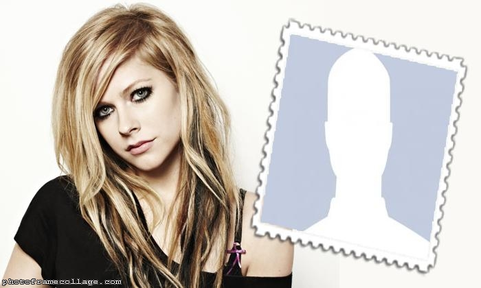 Avril Lavigne Photo Montage