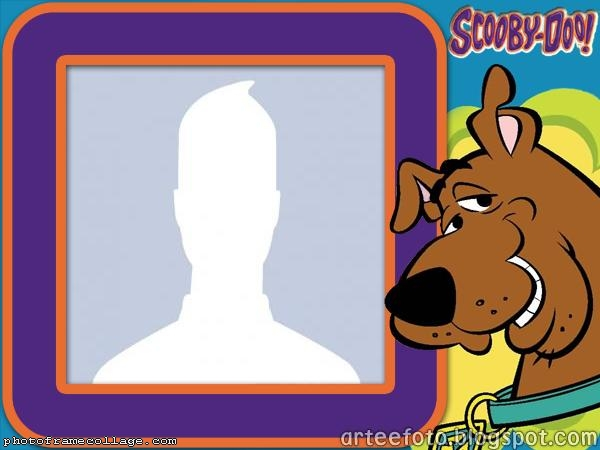 Scooby Doo Photo Collage