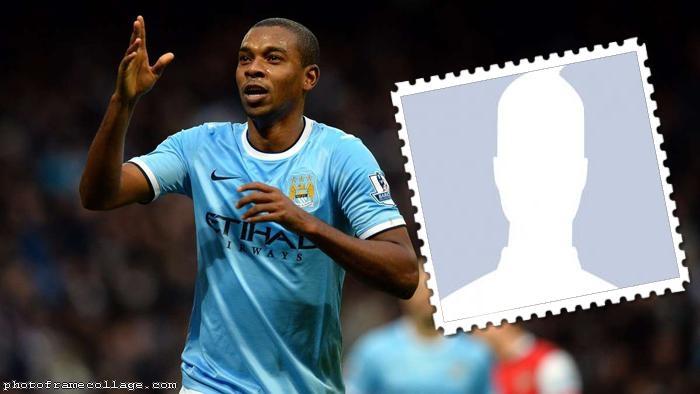 Fernandinho Football Player of Manchester City