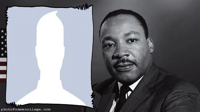 Martin Luther King Photo Collage