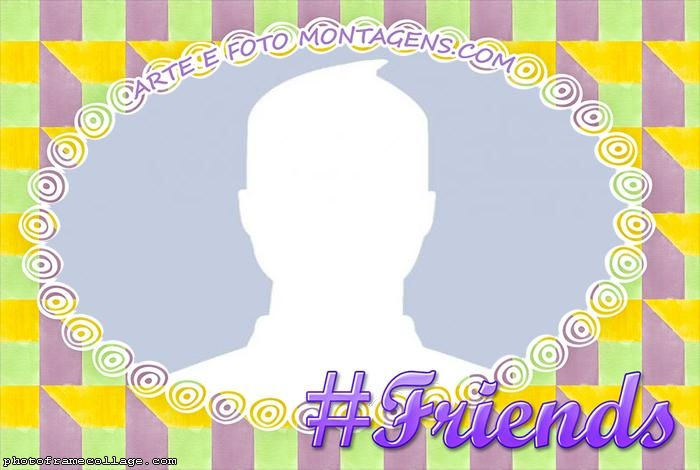 Hashtag Friends