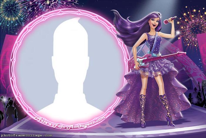 Barbie Pop Star Music
