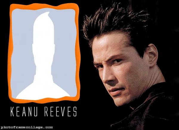 Keanu Reeves Photo Collage