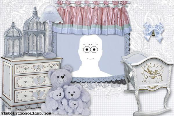 Kids Room Picture Collage Frame