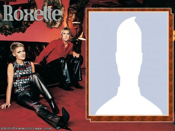 Roxette Picture Collage