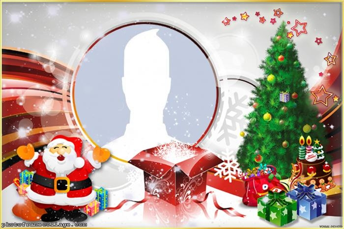 Free Christmas Borders for Pictures