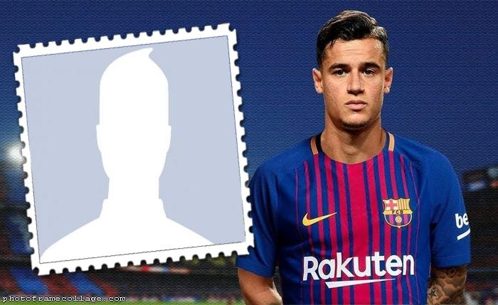 Philippe Coutinho of Barcelona Team