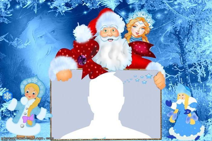 Christmas Card Photo Editor Free