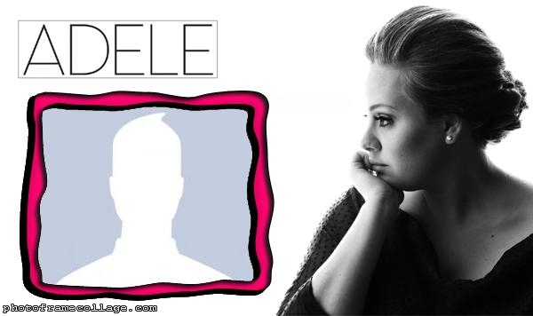 Adele Picture Collage