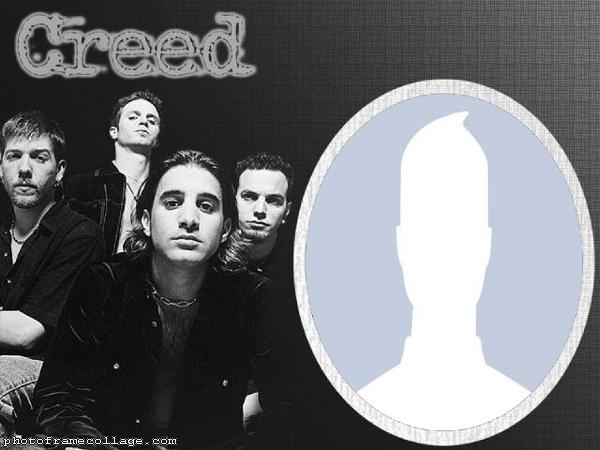 Creed Photo Montage