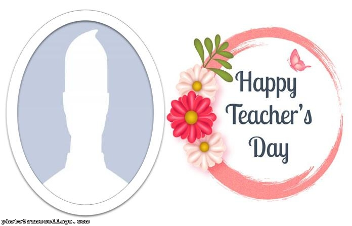 Happy Teacher Day Picture Collage