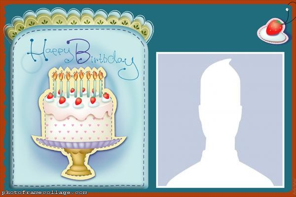 Happy Birthday Picture Frames