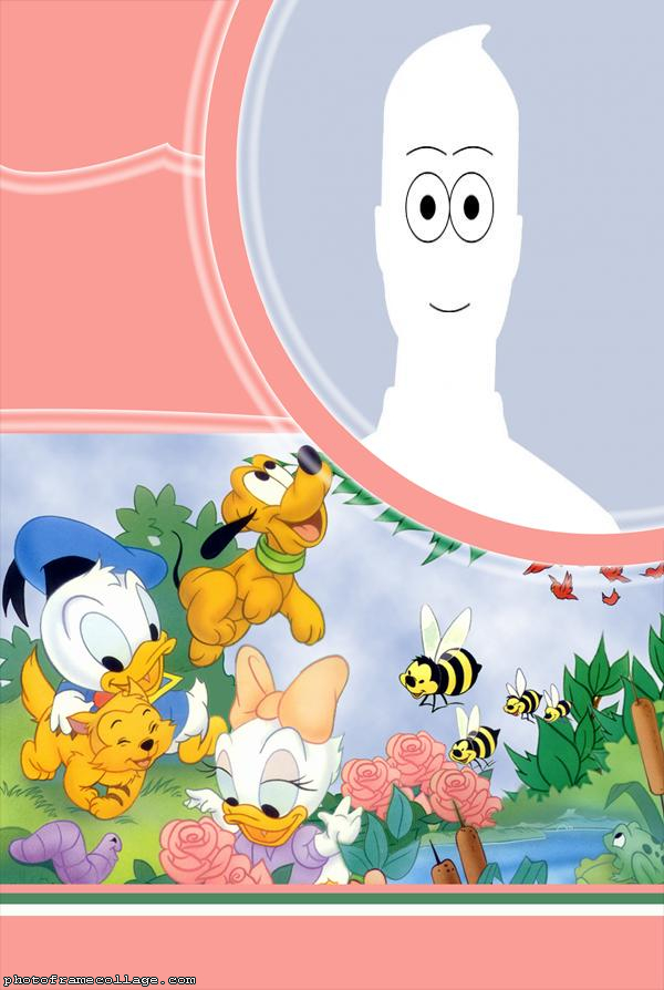 Picture Digital Donald Duck Daisy and Pluto