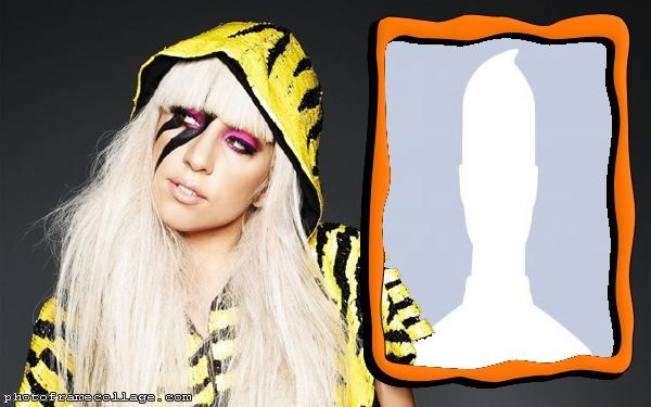 Lady Gaga Photo Montage