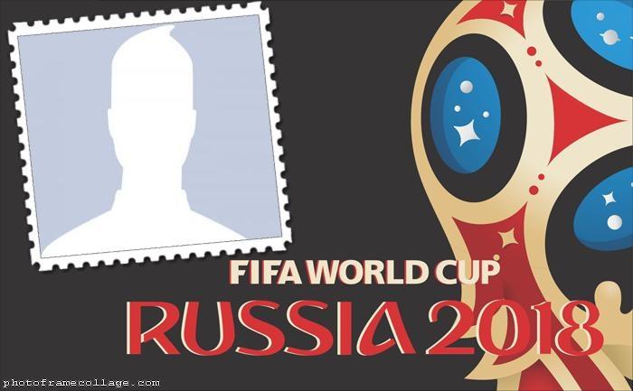 Russian Cup 2018 Digital Mask