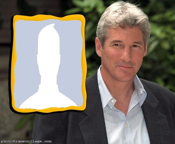 Richard Gere Photo Collage