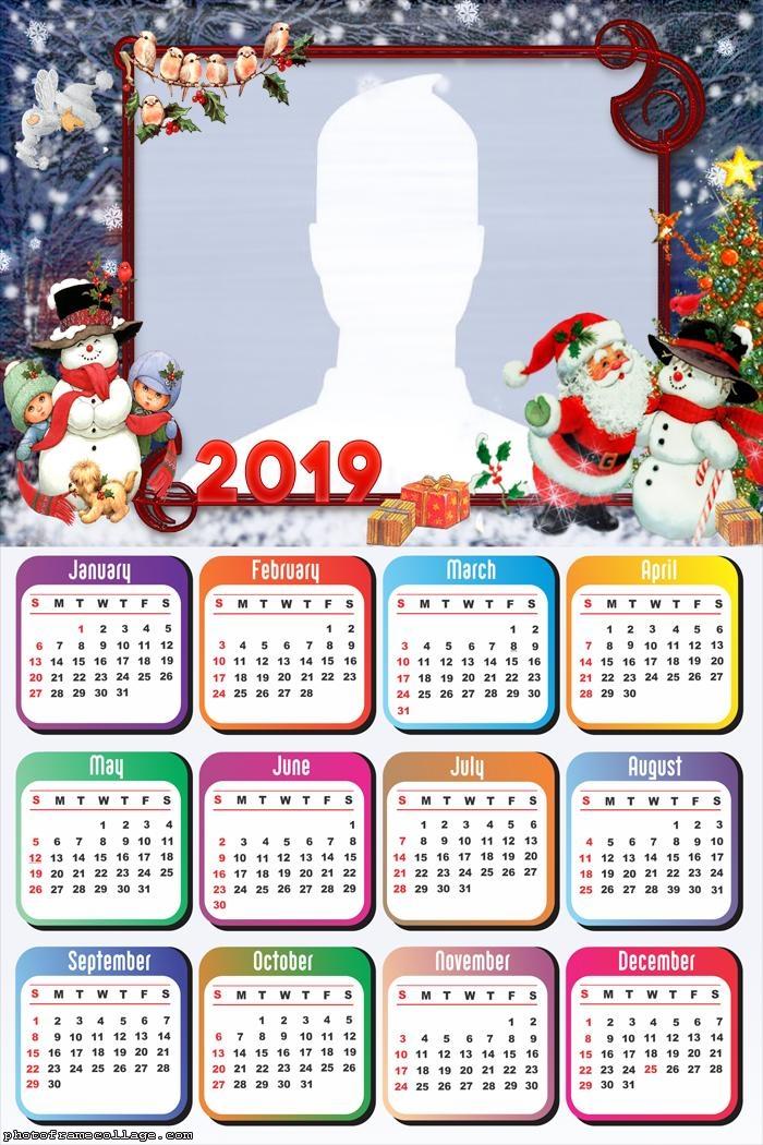 Christmas Mood Calendar 2019