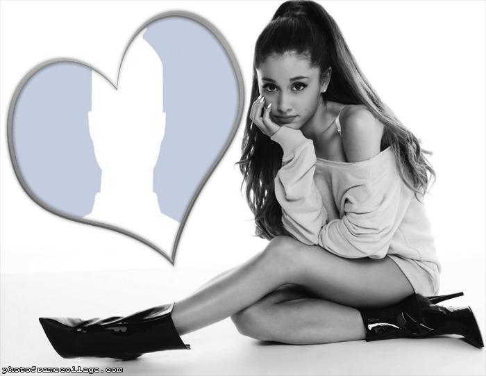 Ariana Grande Photo Montage