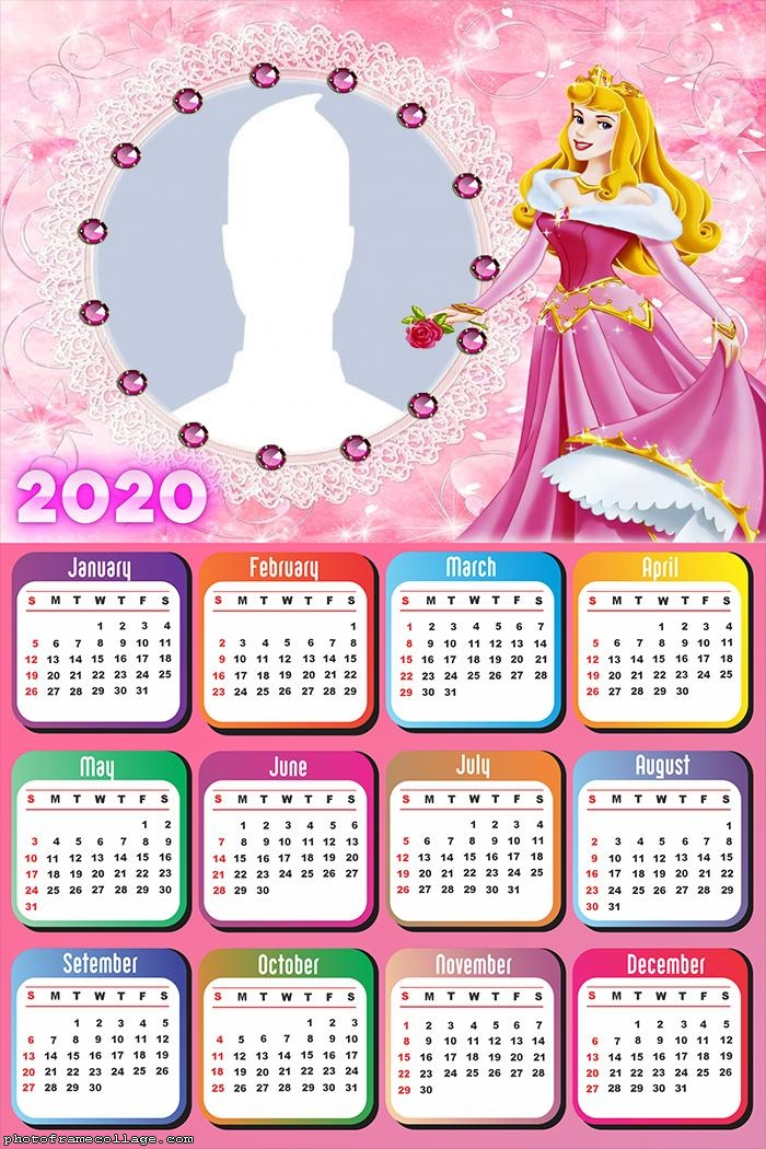 Calendar 2020 Aurora