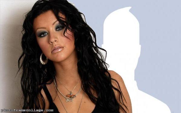 Christina Aguilera Picture Collage