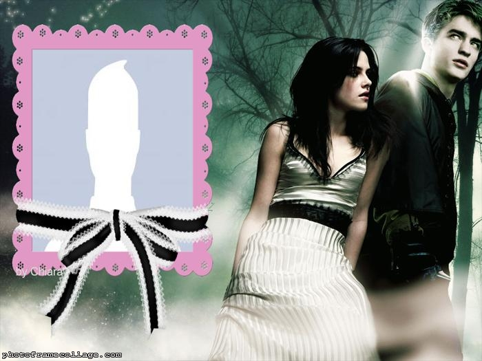 Bella and Edward Photo Montage
