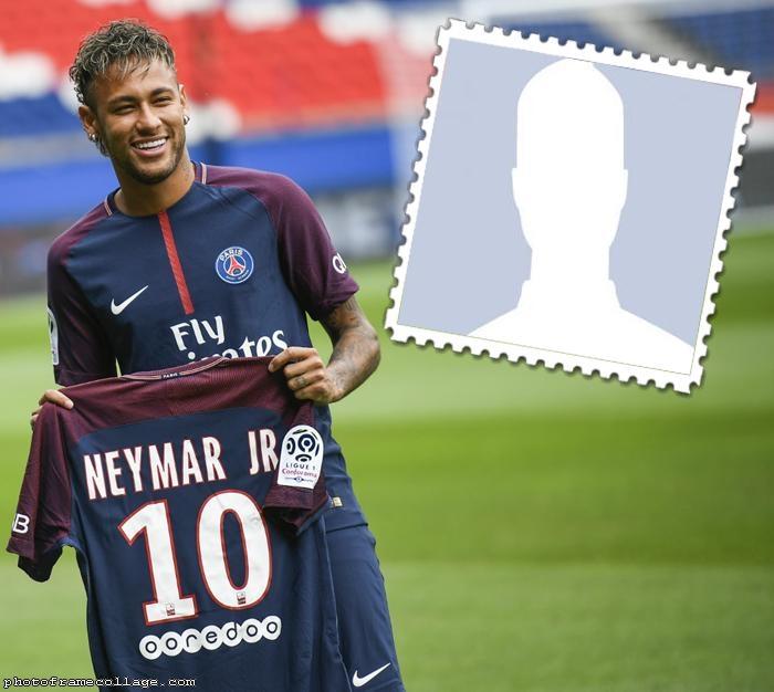 Player Frame Neymar PSG