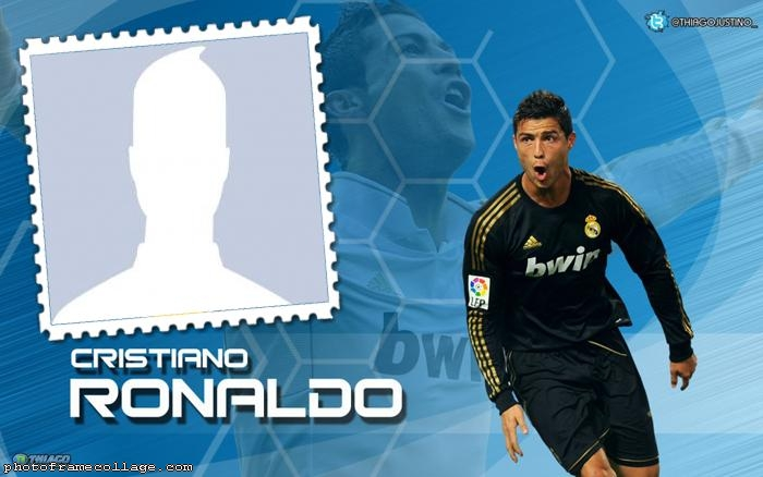 Cristiano Ronaldo Photo Collage