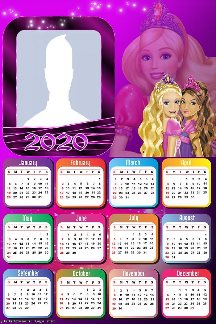 Barbie Nutcracker Calendar 2020
