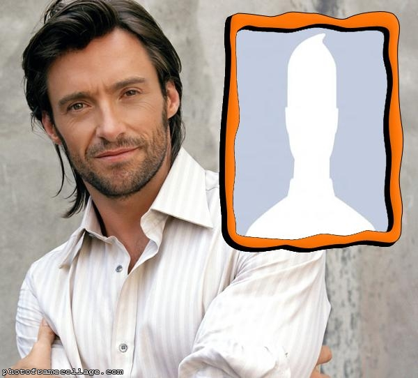 Hugh Jackman Photo Collage