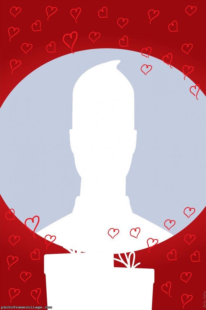 Gift of Boyfriend Photo Collage