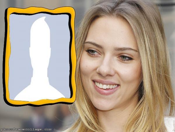 Scarlett Johansson Photo Montage