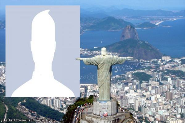 Rio de Janeiro Brazil Photo Collage