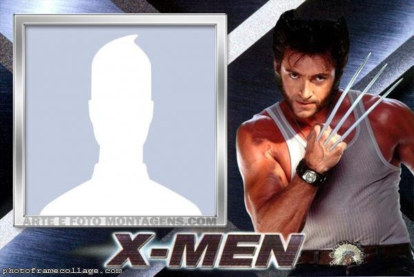 Wolverine Photo Collage