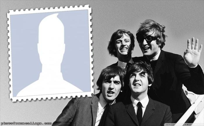 The Beatles Photo Montage