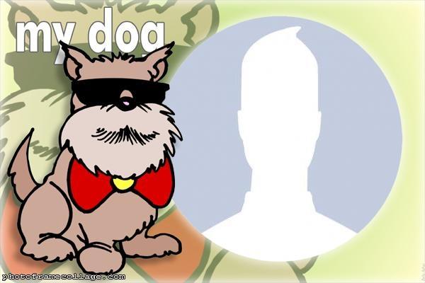 My Dog Cartoon