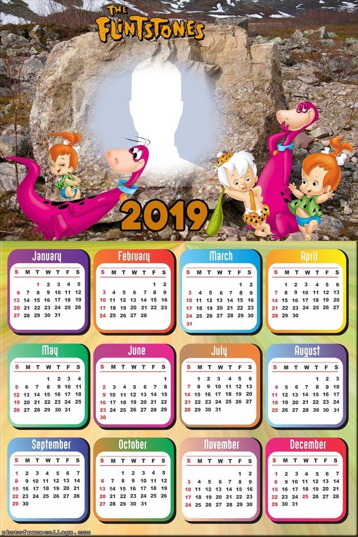 Dino Flintstones 2019
