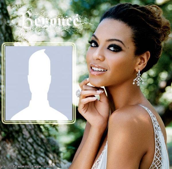 Photo Montage Beyonce