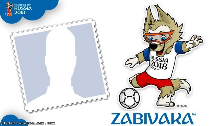 Zabivaka Photo Frame