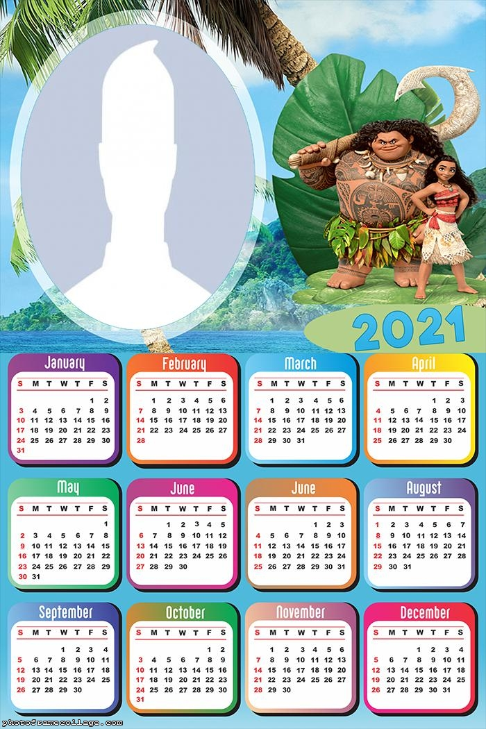 Calendar 2021 Moama