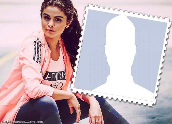 Selena Gomez Photo Montage