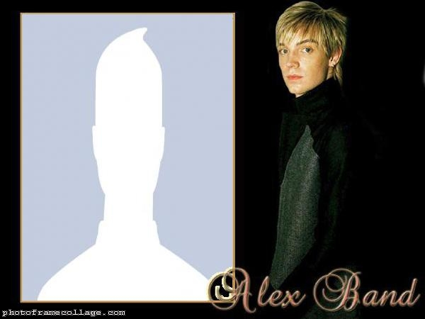 Photo Montage Alex Band