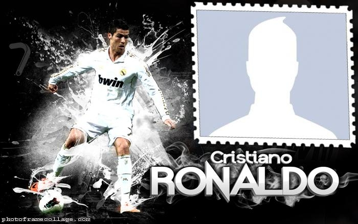 Cristiano Ronaldo Digital Montage
