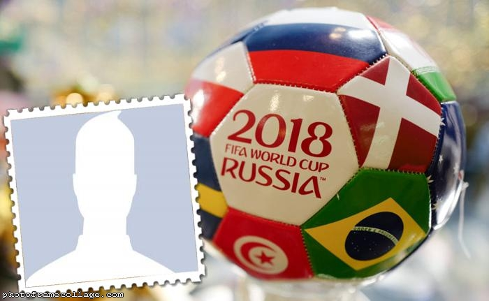 Flag of Time in the Ball 2018 Cup