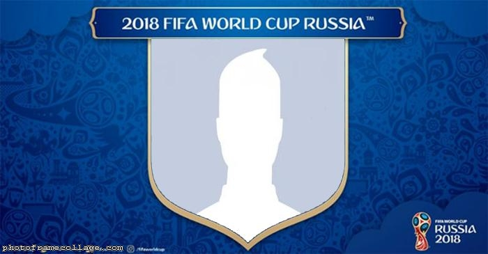 Russia 2018 Cup Photo Frame