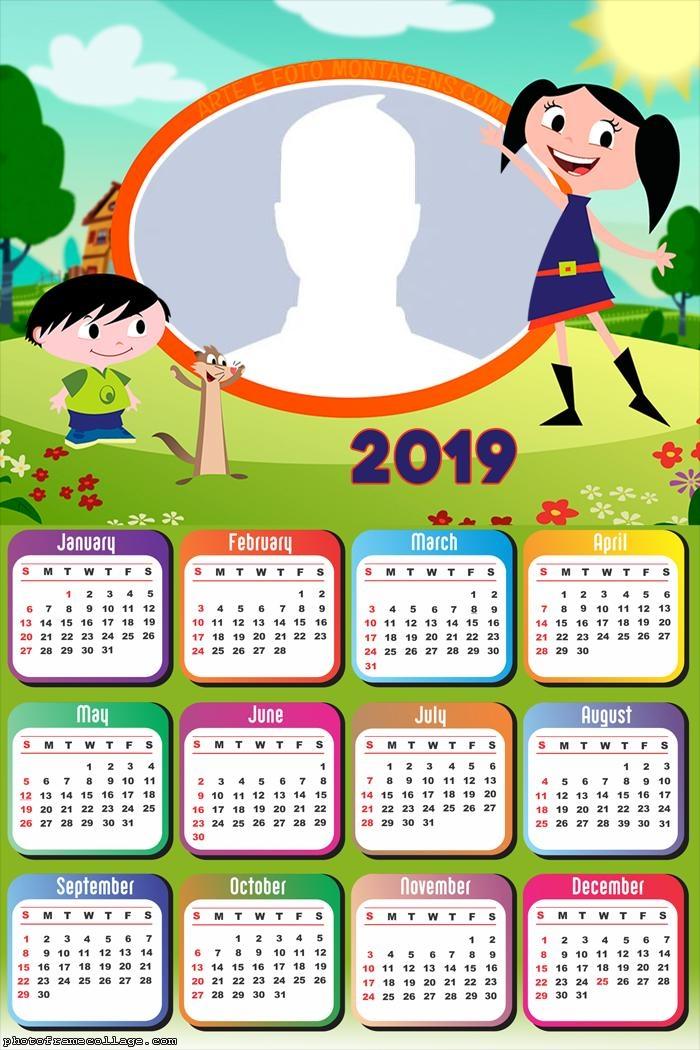 Luna Show Calendar 2019