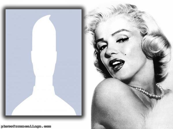 Marilyn Monroe Photo Collage